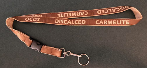 OCDSLanyard-Brown