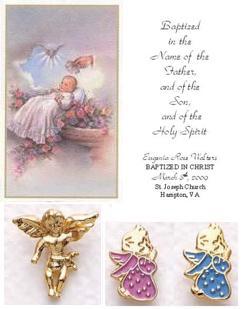 Free printable baptism holy cards trials ireland printable babtism m4hsunfo